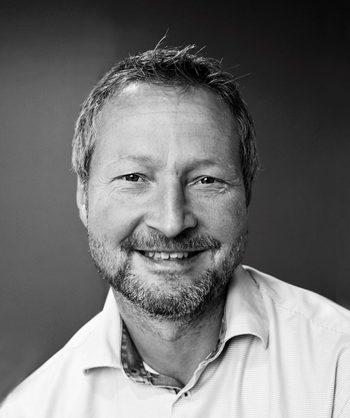 Prosjektleder Ivan Østvik. Foto: Maritime Cleantech