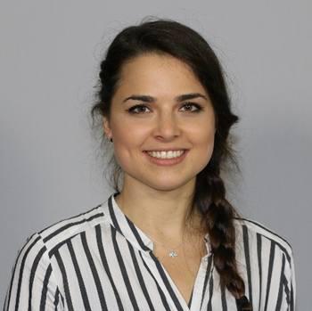 Lisa Victoria Bernhardt. Foto: Veterinærinstituttet