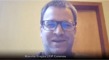 Socio y Fund Manager del Fondo de Inversión Colonos I, Maxime Freys.