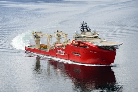 M/S «Deep Explorer» tilfredsstiller Statoil TR2351. Foto: Harald Valderhaug