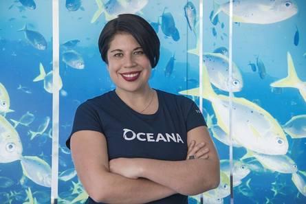 Liesbeth van der Meer. Foto: Oceana Chile.