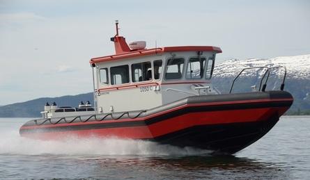 Polarcirkel 845 Cabin.