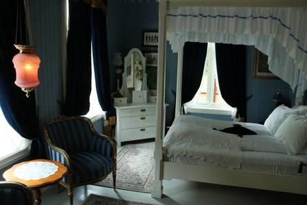 Det blå rommet. Foto: Sigbjørn Larsen.