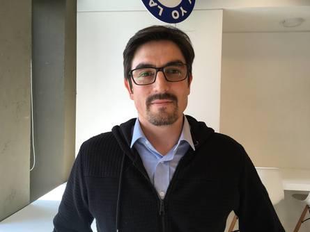 Xavier Gutiérrez, gerente general de NIVA Chile. Imagen: Salmonexpert.