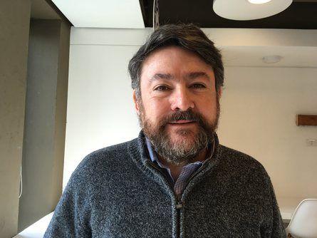 Pedro Figueroa, subgerente de Agua Dulce de Blumar. Imagen: Salmonexpert.