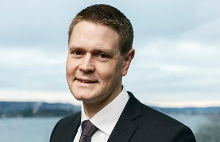 Harald Solberg, Rederiforbundet. Foto: Rederiforbundet
