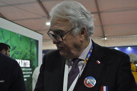 El intendente Harry Jürgensen valoró el sentido de la campaña