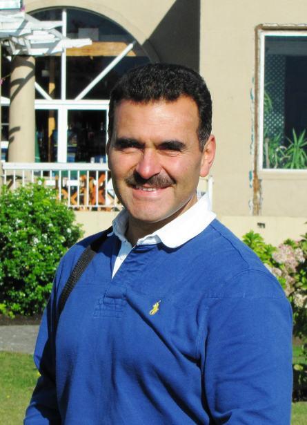 Patricio Bustos, gerente general de ADL.