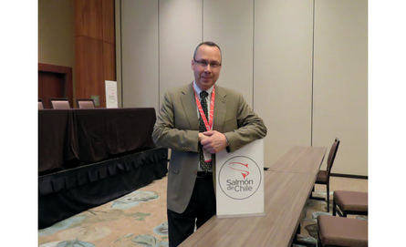 James Griffin, director ejecutivo de CSMC.