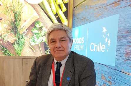 Arturo Clément, presidente de SalmonChile. Foto: ProChile.
