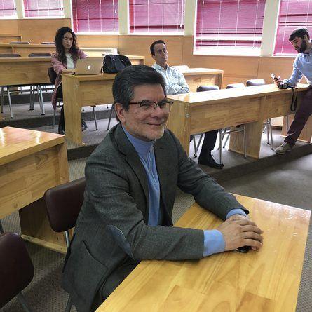 Adolfo Alvial, representante de Orbe XII, liderará el programa de vinculación entre la industria y academia.