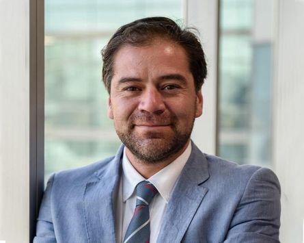 Seremi de Economía Los Lagos, Francisco Muñoz. Foto: Seremi Economía Los Lagos.