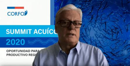 Daniel Benetti, experto en acuicultura oceánica.