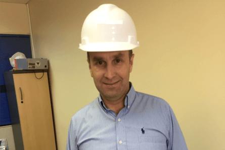Herman Sandoval es gerente de Segmento CPG de Schneider Electric.