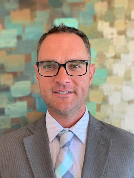 Mike Staite, general manager in Canada