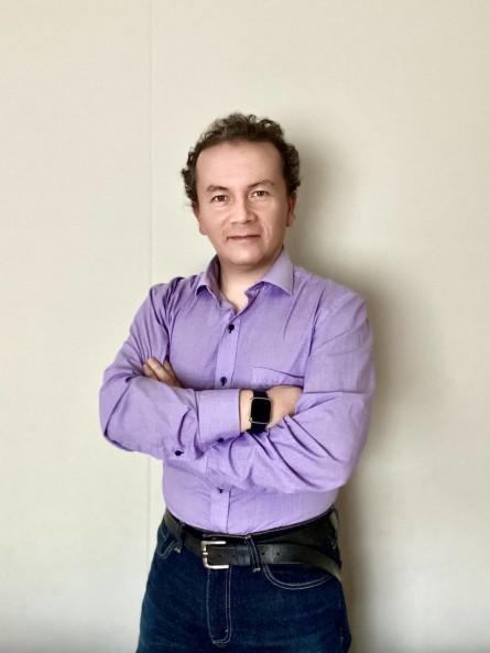 Juan Lobos, jefe Comercial de Salmonexpert.