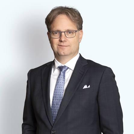 Mons Paulsen er advokat og partner i advokatselskapet Thommessen AS. Foto: Espen Sturlason/Sturlason AS Polyfoto