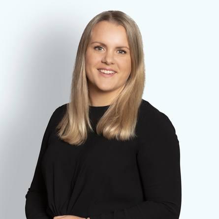 Camilla Bergby er advokat i advokatselskapet Thommessen AS. Foto: Espen Sturlason/Sturlason AS Polyfoto