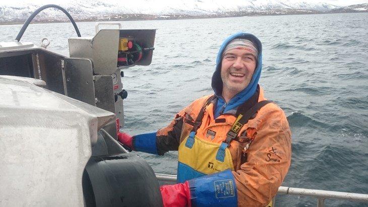Norges første fiskebåt med elmotor