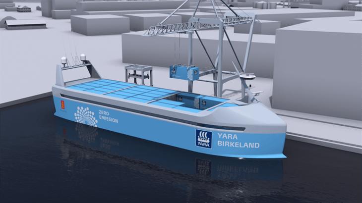 Smarte skip og havplast populært blant studentene