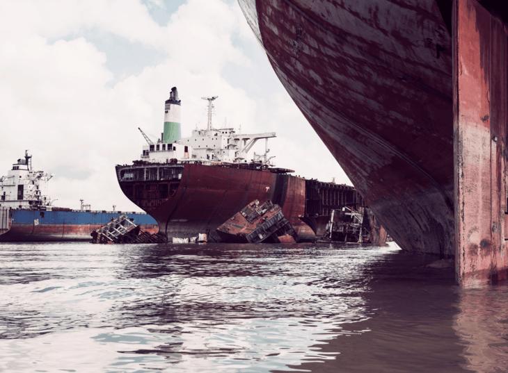 Krever mer miljøvennlig skipshugging