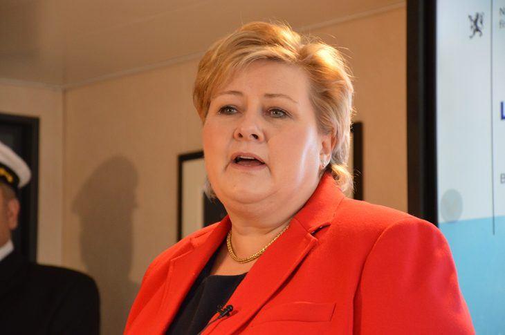 Solberg støtter Nesvik i Gannet-saken