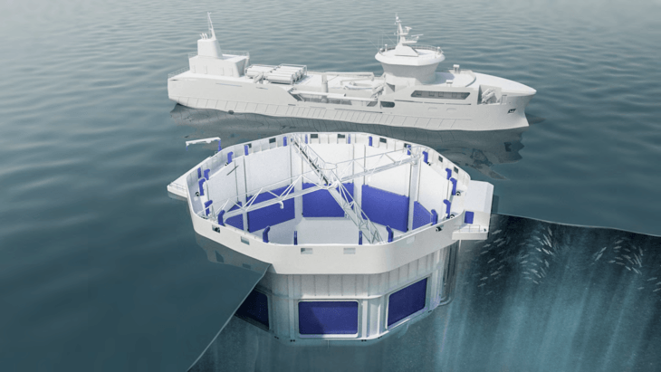 Folla Utvikling AS og Bjørøya AS vil utvikle Fleximerd