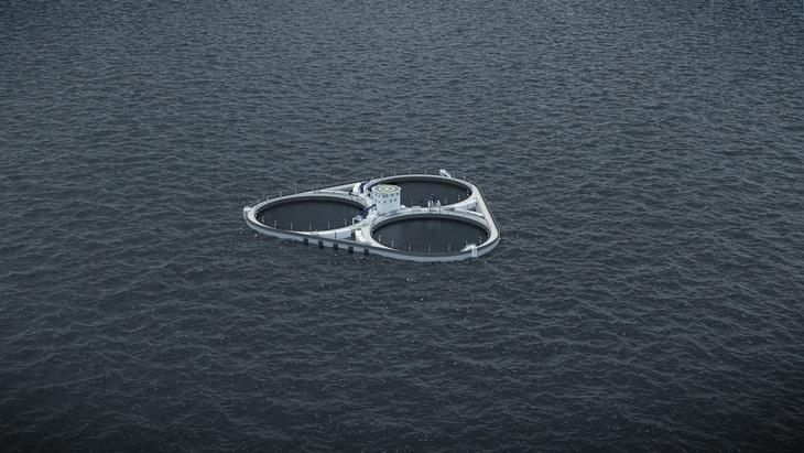 Astafjord Ocean Salmon vil bygge oppdrettsplattform i betong