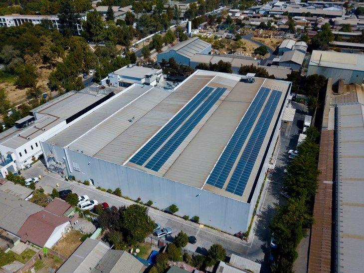 Virbac-Centrovet desarrolla una nueva planta de energía solar