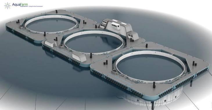 """Nueva versión del """"Neptune 3"""" ya está en negociaciones con salmonicultoras noruegas"""