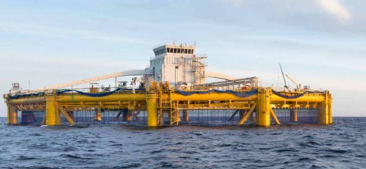 Scottish Sea Farms plans an Ocean Farm in Scotland