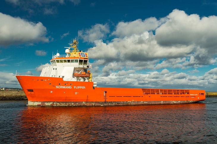 2500 nye arbeidsdager for SolstadFarstad-fartøy
