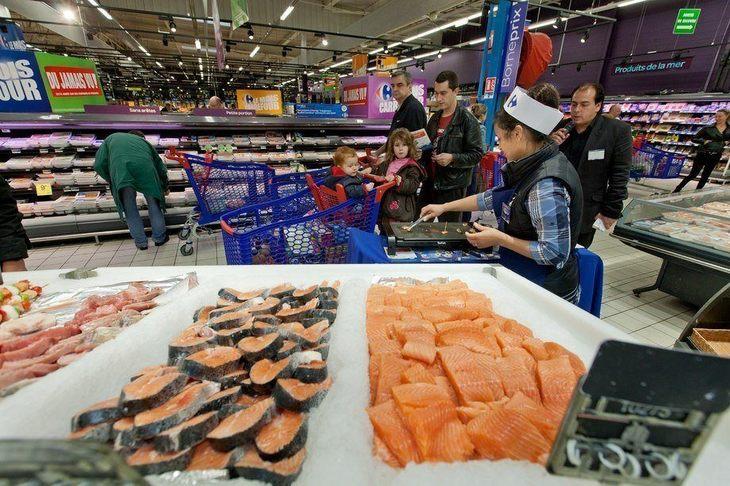 Enero: Exportaciones de salmón chileno crecen 6,9%
