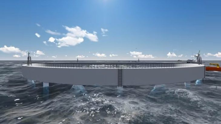 Open sea cages on track for 2020 after test success