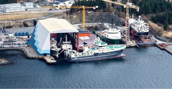 Norske Skipsverft klar til å bygge fremtiden