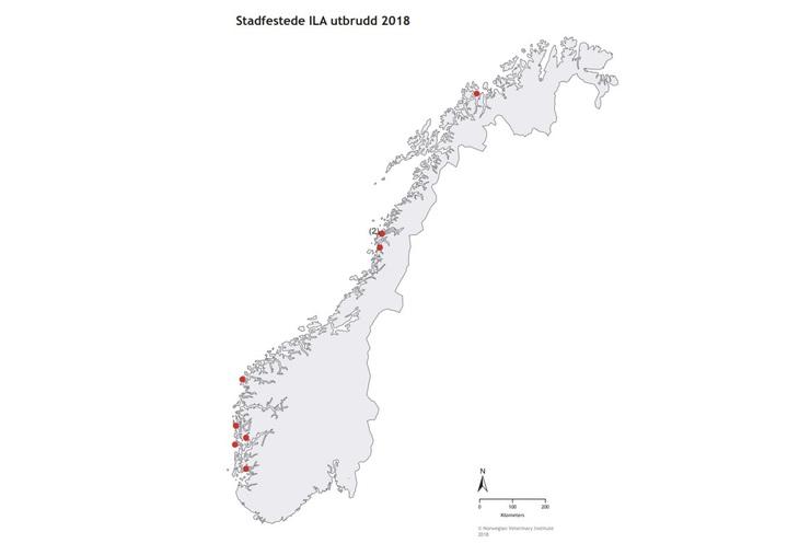 Status på ILA i Norge