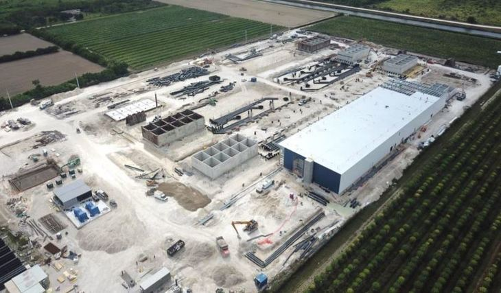 Megaproyecto Atlantic Sapphire alcanza dos nuevos hitos (video)