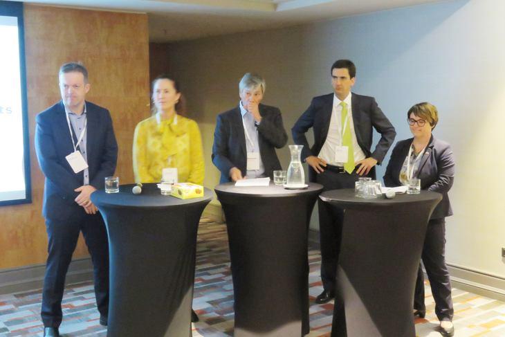 Chilenos y noruegos detallan desafíos de la salmonicultura