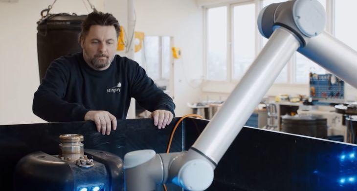 Láser contra piojos de mar es finalista para premio en Europa