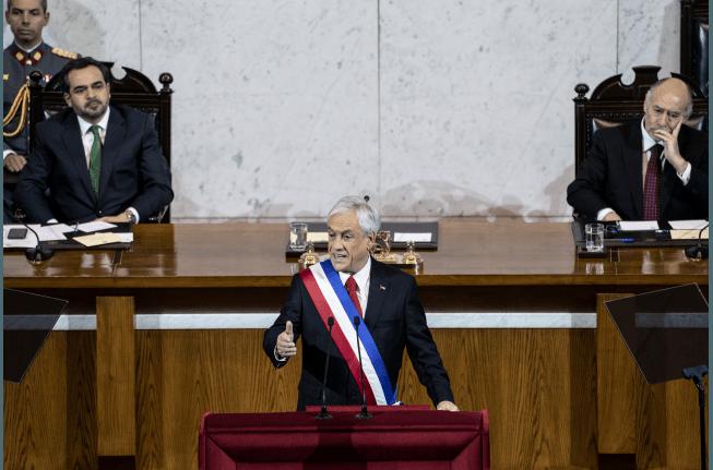 Presidente Piñera realiza anuncio para la acuicultura