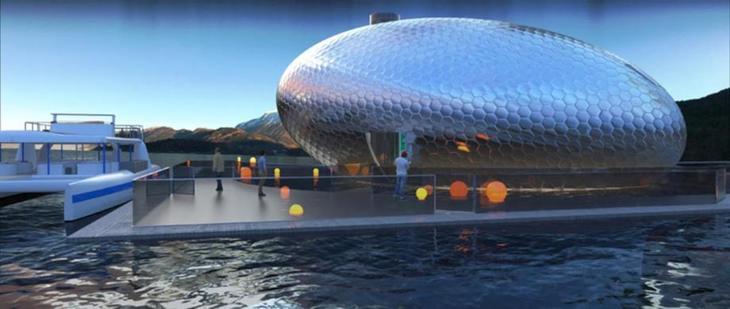 Noruega: Aprueban proyecto para centro de exhibición del salmón