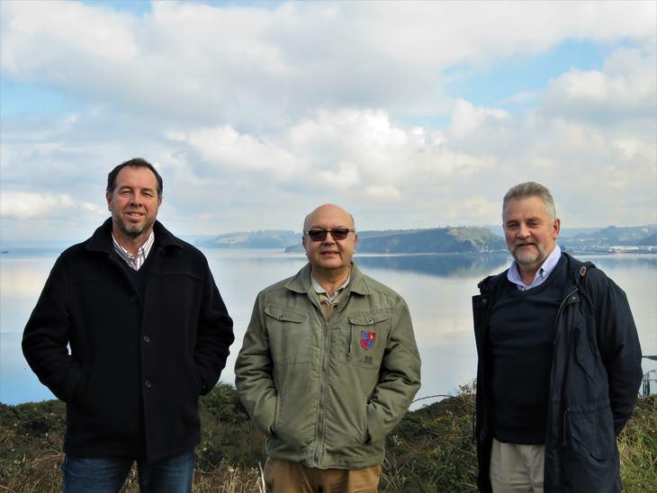 En Chile: Primer arca de cultivo de salmón negocia con inversionistas