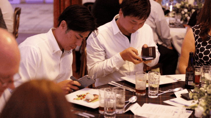 Salmon smoker joins fish farmers in Japan delegation