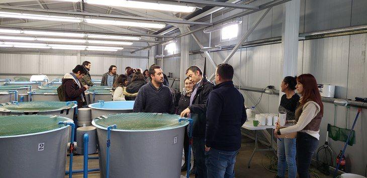 Universidad de Chile crea centro de investigación e innovación acuícola