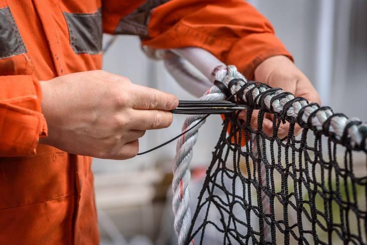 Empresa de redes salmonicultoras arriba a la región de Aysén