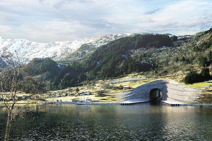 Stad Skipstunnel, en 150 år lang historie