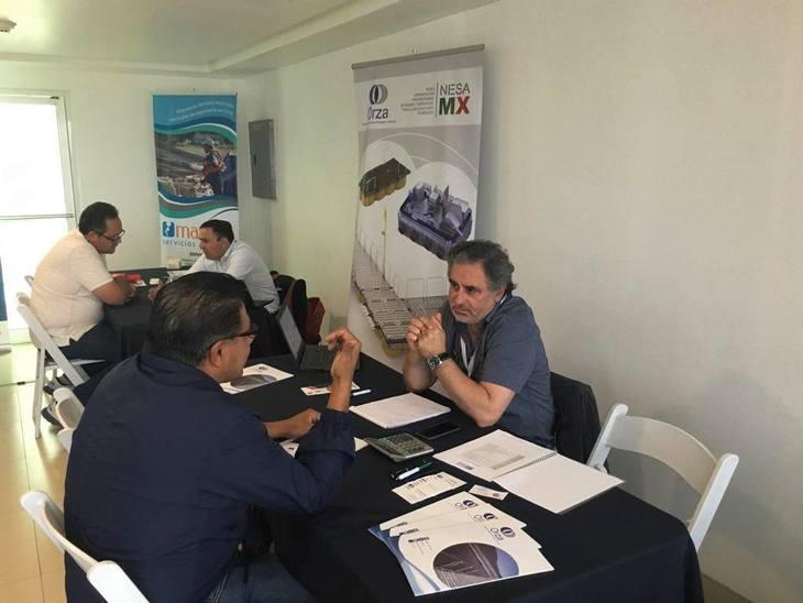 Proveedores acuícolas chilenos prospectan negocios en México
