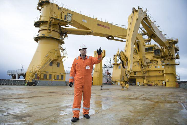 Tester framtidens løsninger for offshore havvind