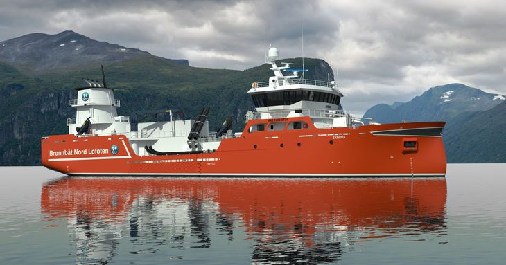 Ny brønnbåt sjøsatt: - Aas Mek. har imponert