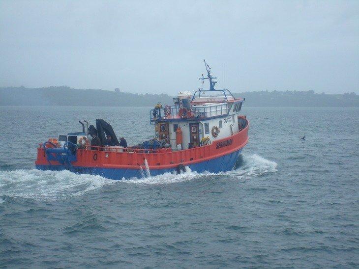 Armadores piden restituir tamaño original de barcos acuícolas menores